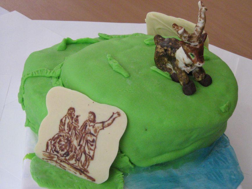 Валерия школа №33 1 б класс торт